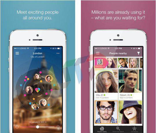 lovoo popular dating apps