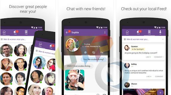 MeetMe Dating App gratuit datant Europe de l'est