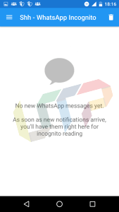 read whatsapp messages without showing read
