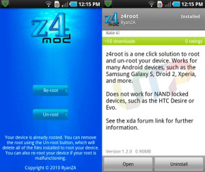 one click root android