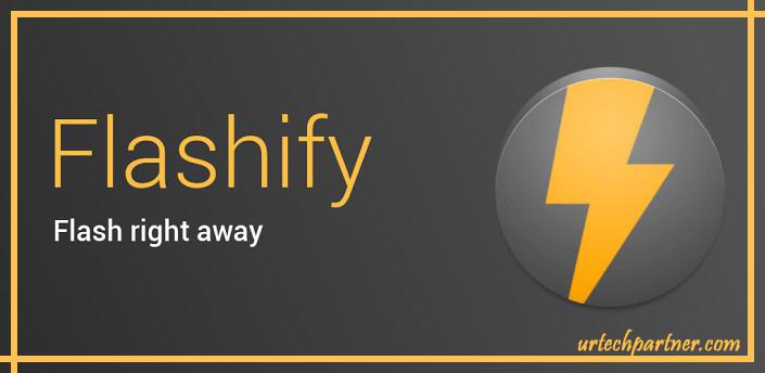 flashify tutorial