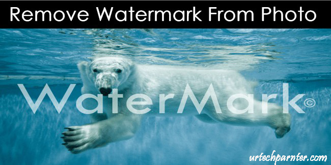 how to remove watermark from image online