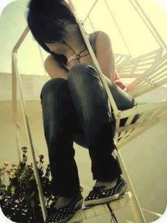 Alone sad girl Dps