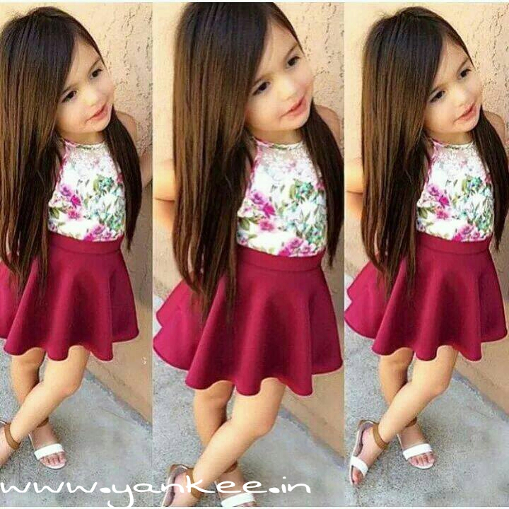 Cool Little Girl