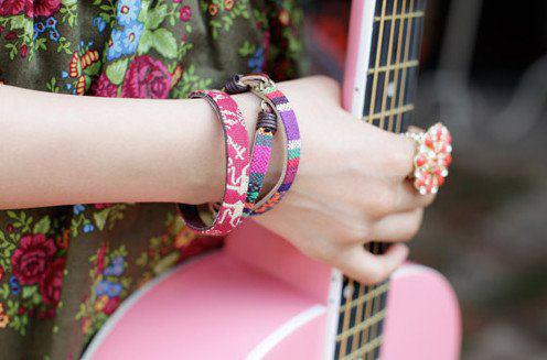 Dp for Girls with Guitar