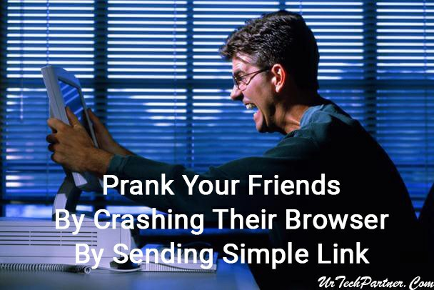 Crash Friends Browser
