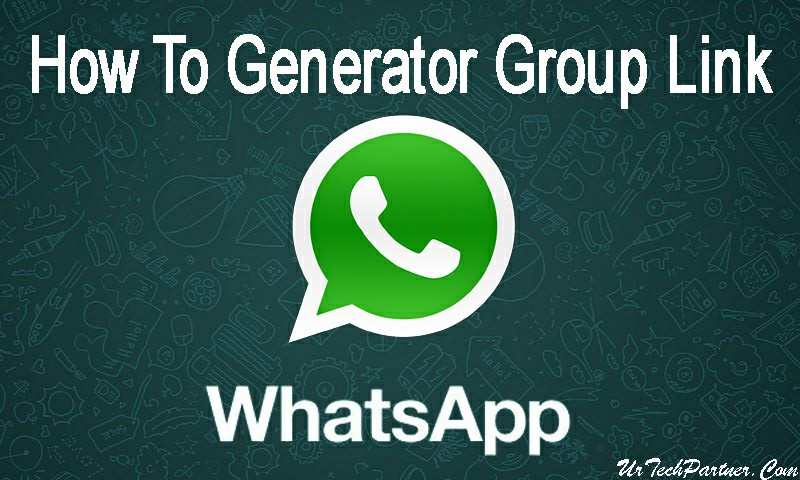 How To Generate WhatsApp Group Link
