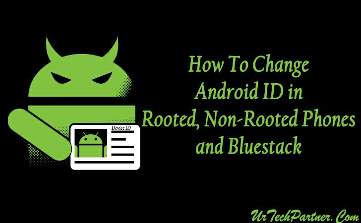 How to Change Android ID