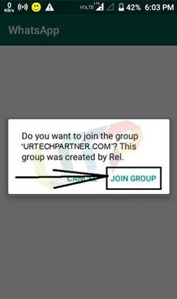 whatsapp public group join