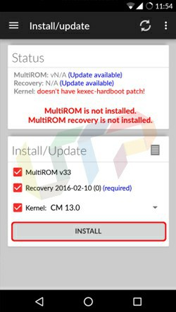 How To Flash Multiple ROM on Android