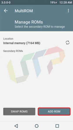 Multiple Rom on Android device