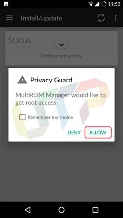 Run Multiple ROMs on Android
