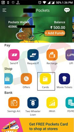 Best Indian Apps To Get Virtual Debit Card For Free - [100