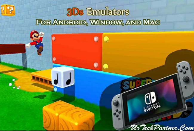 nintendo 3ds emulator download ipad