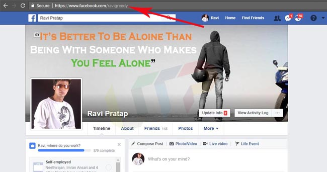 Facebook Profile Viewer