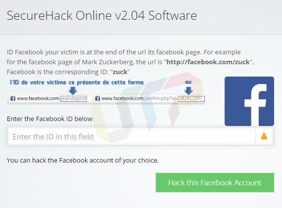 Hack Facebook like a Hacker