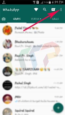 Revoke WhatsApp Deleted Messages