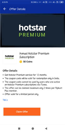 Free Hotstar Premium Account Username and Password [ March