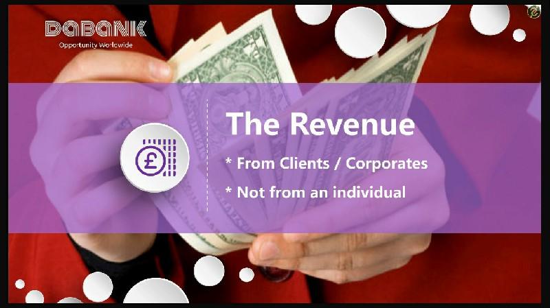 DaBank - The Revenue