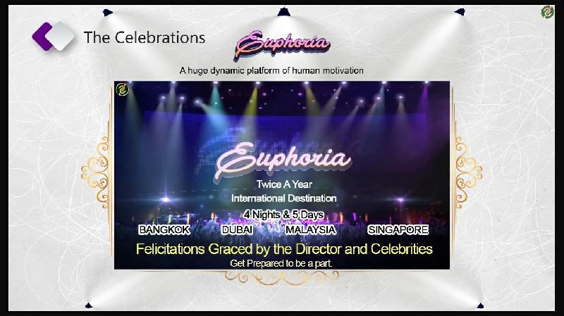 Euphoria - The Celebration