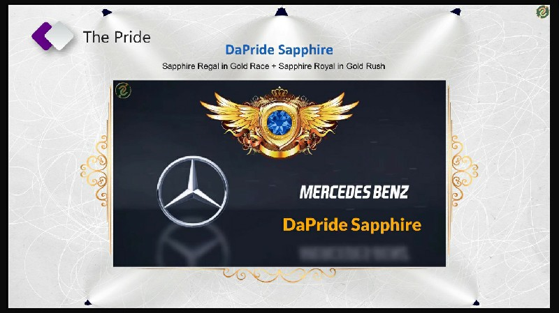 DaPride Sapphire