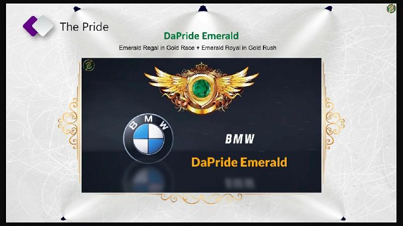 DaPride Emerald