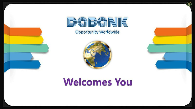 DaBank Opportunity Worldwide