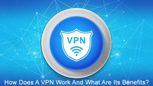 How Does VPN Works