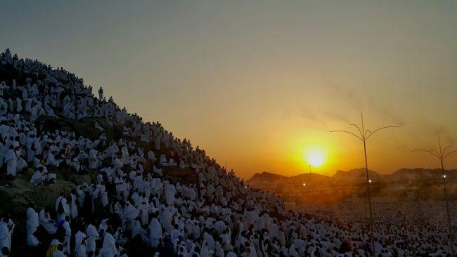 Arafati, porta e mëshirës