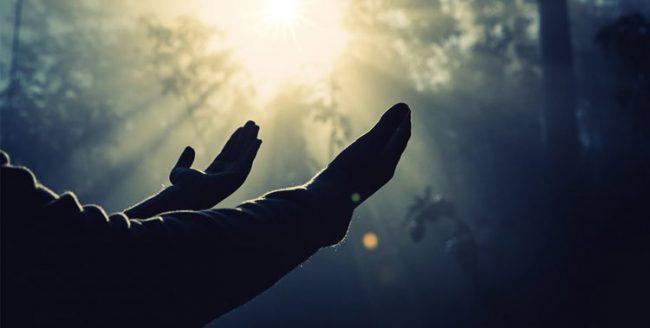 Una preghiera