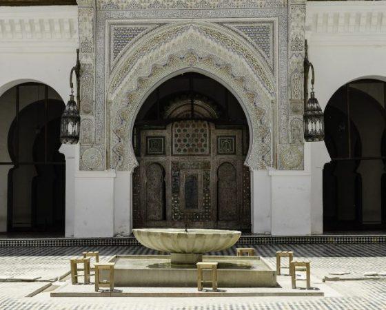 Universiteti i Al-Kajravinëve, më i vjetri në botë, i ndërtuar nga një grua
