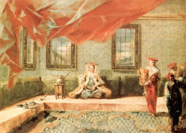 Si ka qenë haremi te osmanët?