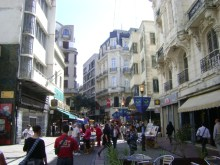 Peatonal Ciudad Vieja