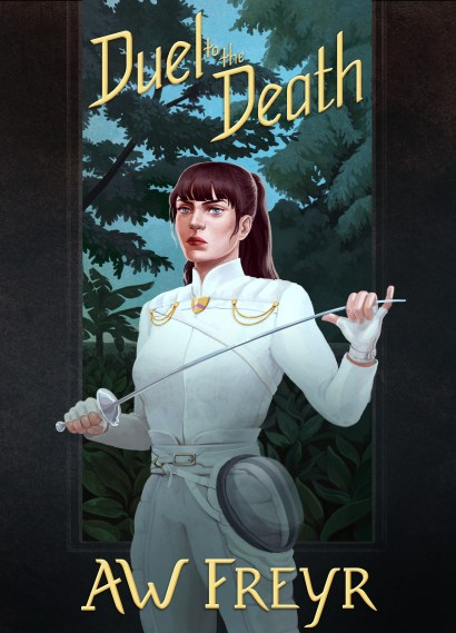 Duel To The Death - Final Cover