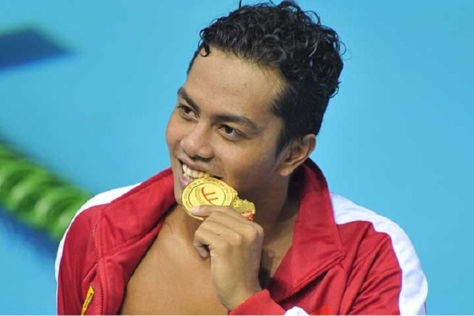 atlet renang indonesia pemenang sea games