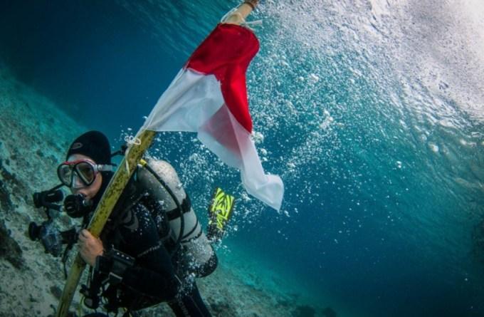 negara kesatuan republik indonesia - laut