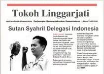 Sutan Syahrir wakil indonesia dalam perjanjian Linggarjati