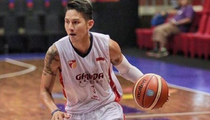daniel wenas merupakan atlet basket indonesia yang bertato