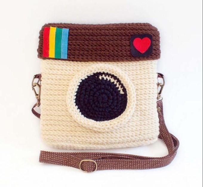 logo instagram yang keren kini dapat anda buat jika mengikuti cara membuat tas handmade