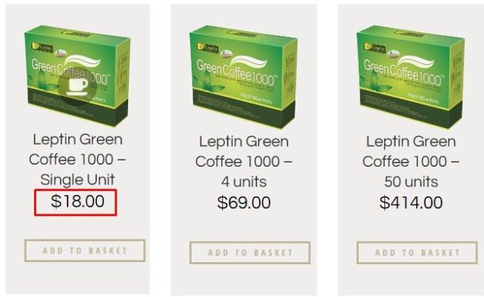 harga resmi dari web usa jual green coffee dan kopi hijau