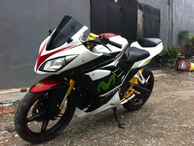 Jual Fairing Vixion Harga Murah New Full Advance R15 R25