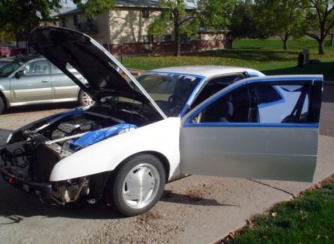 cara mengecat interior dan jok mobil