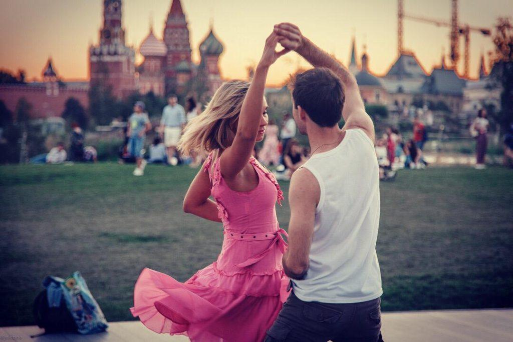 Энергетика танца