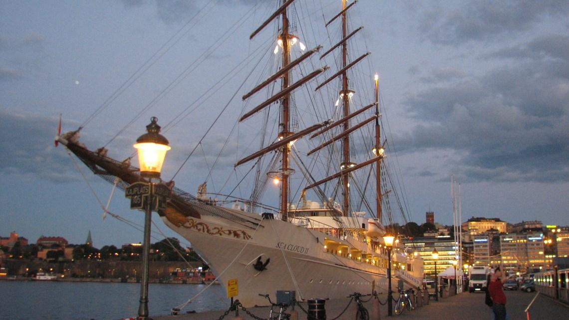 Нордический Стокгольм. Столица Швеции