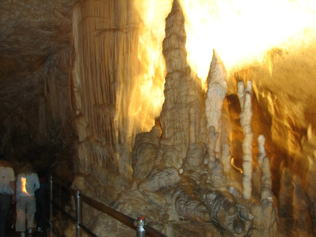 Карстовые пещеры Словении