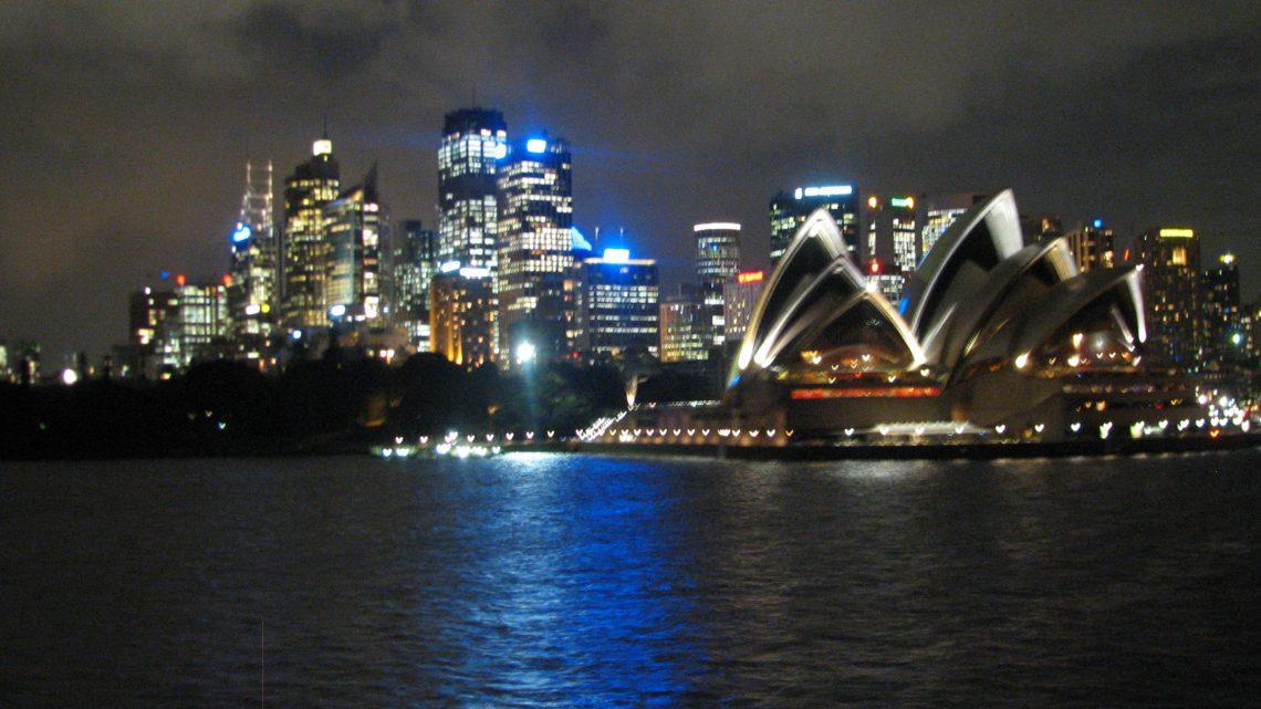 Жить в Сиднее – Городе молодых, смелых и дерзких.