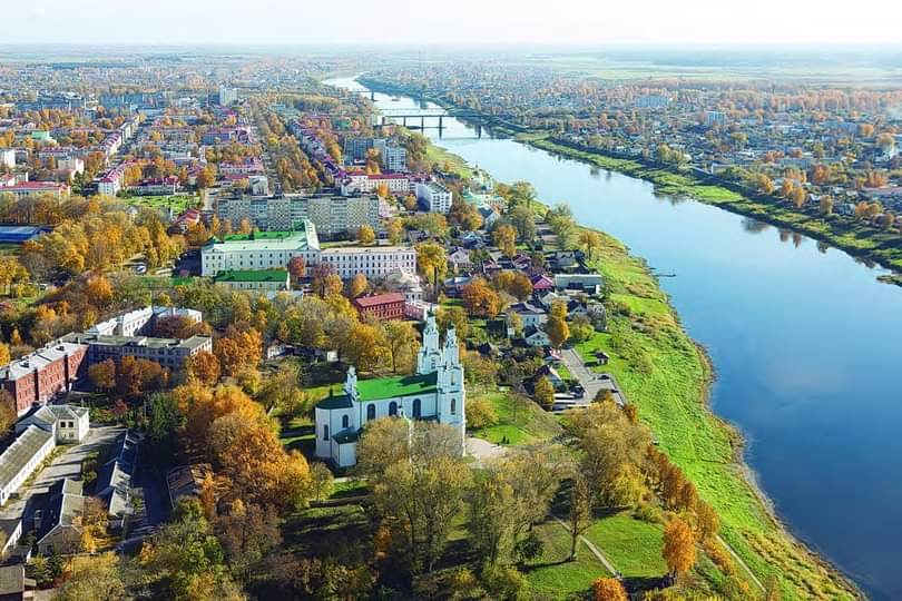 Что посмотреть в Полоцке. Древнейшем городе Белоруссии