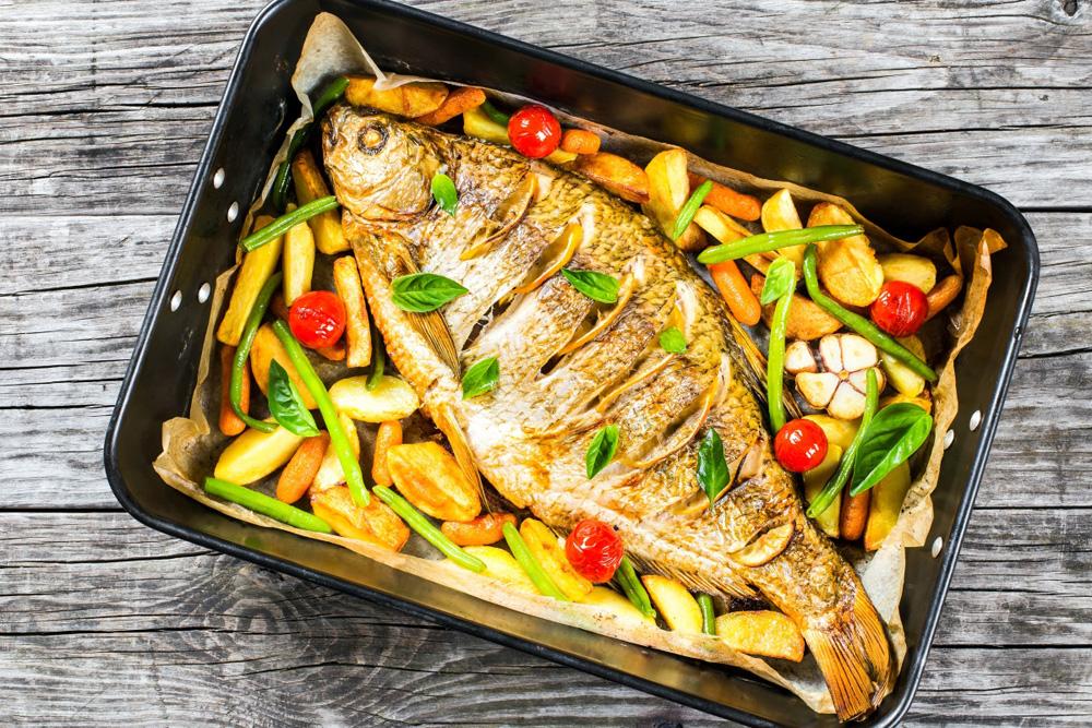 лучшие рецепты блюд из рыбы