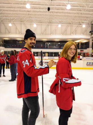 At Hockey N Heels