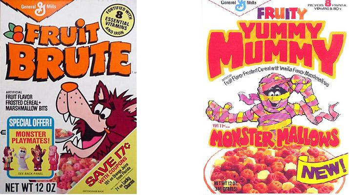fruit brute and yummy mummy